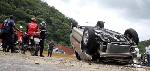 Los accidentes de tránsito son la primera causa de muerte de niños de uno a 14 años y la segunda para las personas jóvenes entre los 15 años y los 44