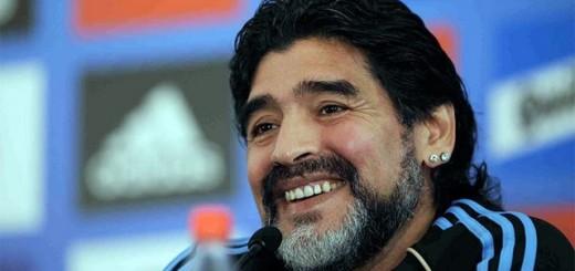 Diego Armando Maradona|Foto: Archivo