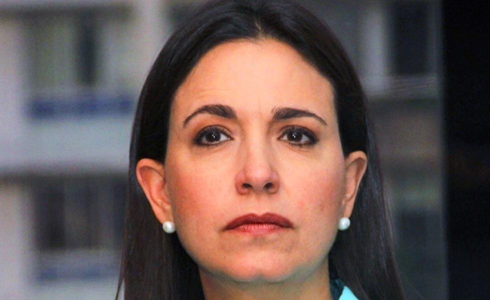 La dirigente opositora, María Corina Machado | Foto: Archivo