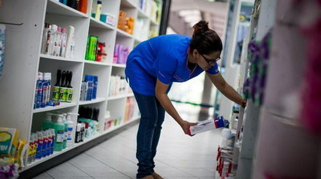 escasez de medicamentos | Foto referencial