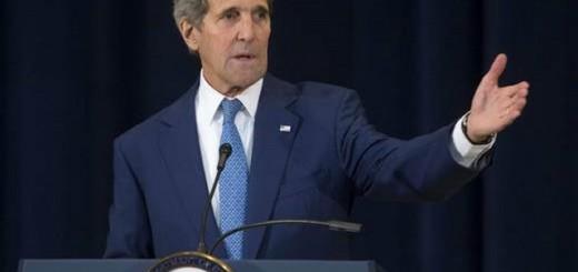 El secretario de Estado de EE UU, John Kerry | Foto: Cortesía