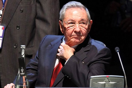 El presidente de Cuba, Raúl Castro | Foto: Archivo