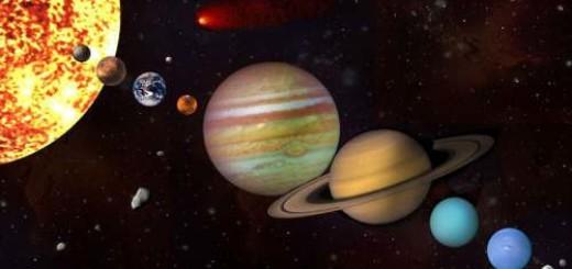 Hallan nuevo sistema solar |Foto referencial