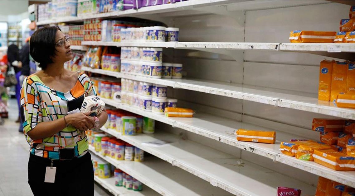 Con el salario mínimo solo puedes comprar nueve productos de la cesta básica alimenticia