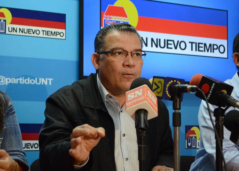 diputado a la Asamblea Nacional, Enrique Márquez | Foto: Cortesía