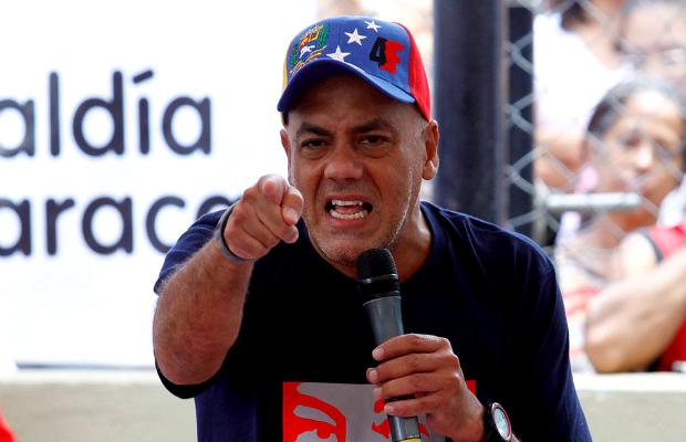 Alcalde Jorge Rodríguez | Foto: Archivo