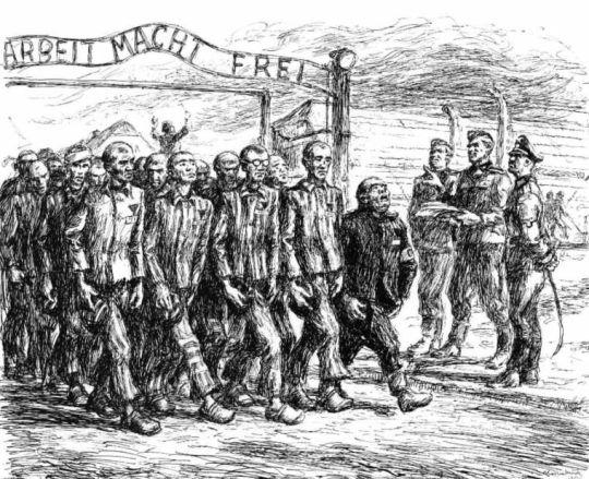 03 de Agosto de 1941. En Münster, el obispo Clemens August von Galen denuncia desde el púlpito de su templo las prácticas de eutanasia ejecutadas por los nazis contra los enfermos mentales alemanes.