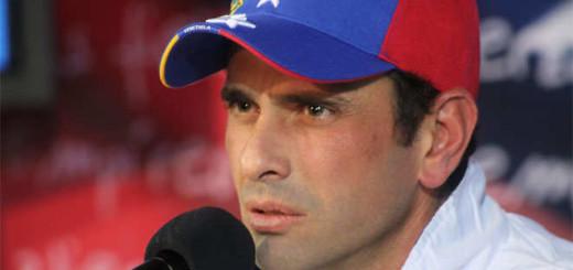 Gobernador del estado Miranda, Henrique Capriles Radonski