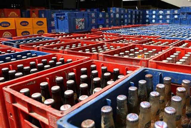 Aumento del precio de las Cerveza