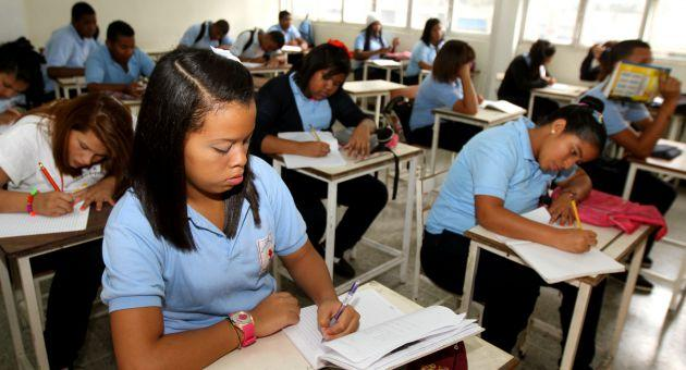 Las nuevas reformas al currículo de la Educ. Media   Foto: AVN