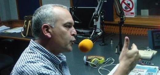 Aquiles Hopkins, vicepresidente de Fedeagro   Foto: Unión Radio
