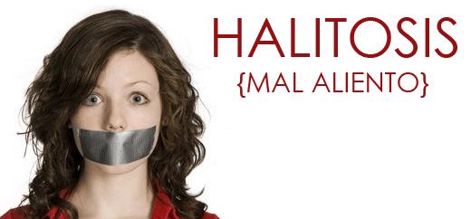 La halitosis es un signo clínico caracterizado por mal aliento u olor bucal desagradable. Generalmente está provocada por bacterias, y afecta al 25% de la población.