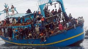 imigrantes libia