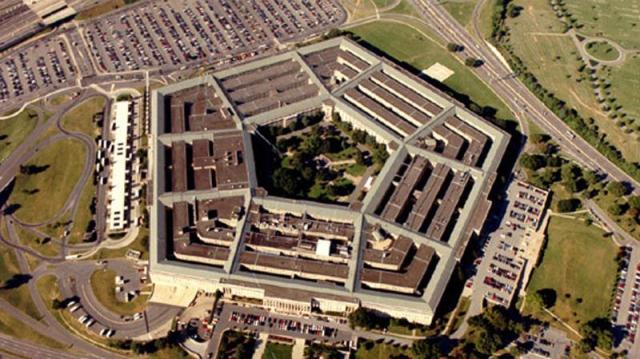 El Pentágono (en inglés, The Pentagon) es la sede del Departamento de Defensa de los Estados Unidos.