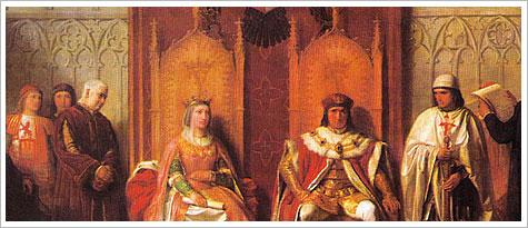 03 de Agosto de 1492:. Los Reyes Católicos expulsan a los judíos de España con el Decreto de la Alhambra