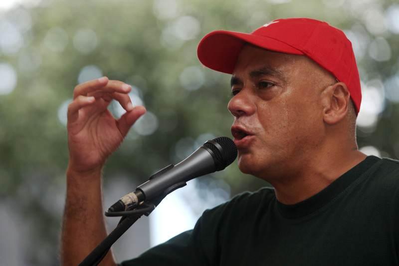 Jorge Rodríguez responsabiliza a diputados opositores de violencia en El Valle   Foto: Archivo