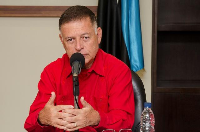 Francisco Arias Cárdenas, Gobernador del estado Zulia | Foto: Archivo