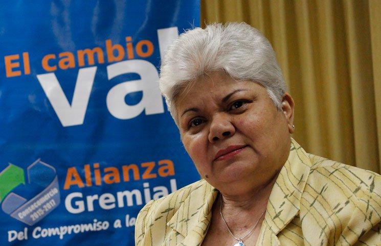 Cipriana Ramos | Foto: Archivo