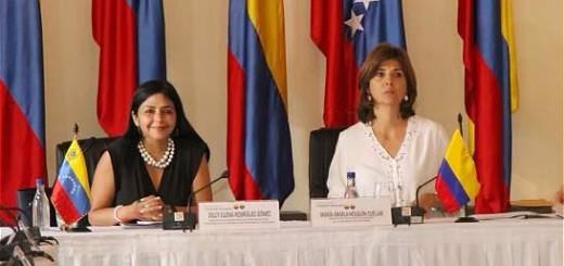 COLOMBIA-venezuela-delcy rodriguez