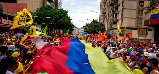 CONCENTRACION-protesta-19s-caracas-5