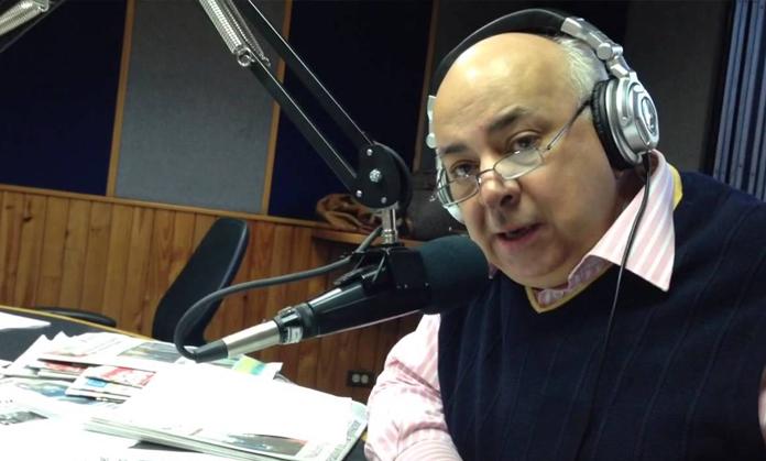 Periodista César Miguel Rondón |Foto archivo