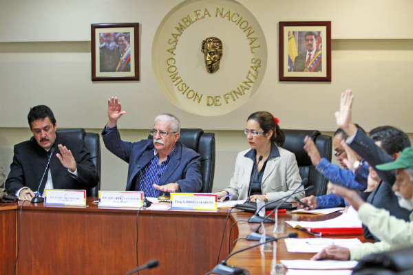 Bs millones en cr ditos aprob la an notitotal for Ministerio de relaciones interiores