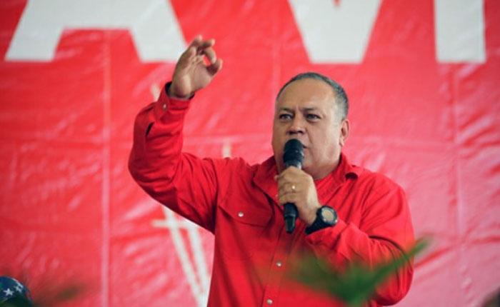 Diosdado Cabello | Foto: Cortesía