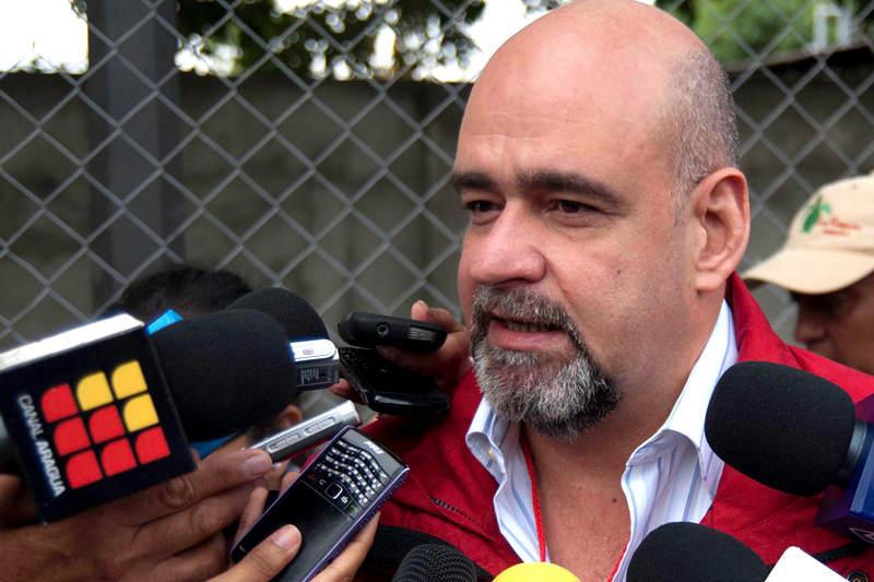 Francisco Ameliach, Gobernador del estado Carabobo | Foto: Archivo