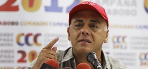 Jorge Rodríguez, alcalde del municipio Libertador de Caracas | Foto: archivo