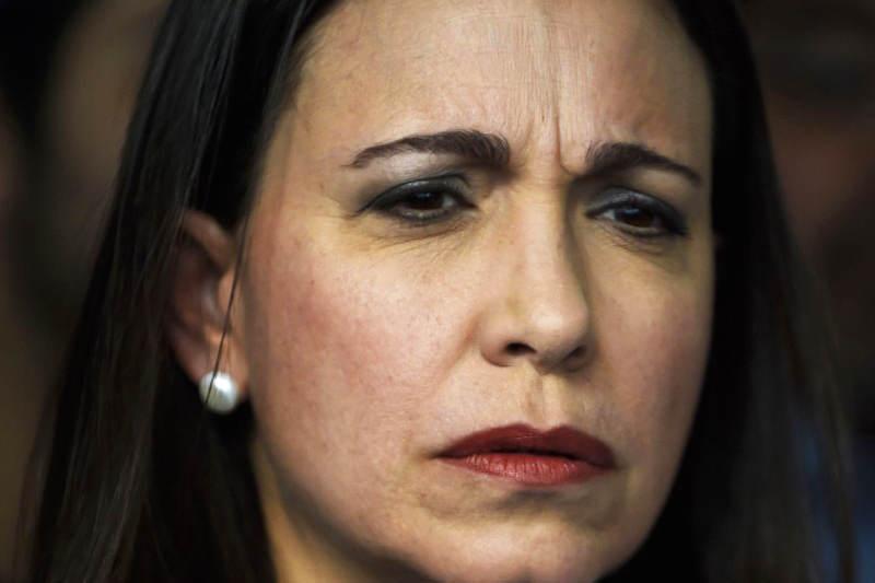 Líder opositora, María Corina Machado| Foto: Archivo