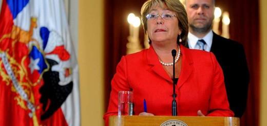 Michelle Bachelet, Presidenta de Chile |Foto: Archivo