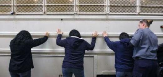240 Inmigrantes arrestados