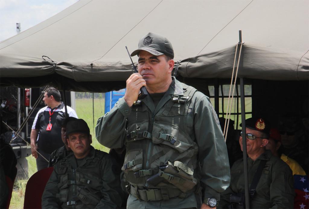 Vladimir Padrino López  Foto: Archivo