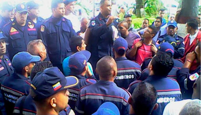 Aseguran que no tienen unidades para atender las emergencias | Foto: El Pitazo