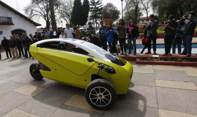 carro chileno electrico