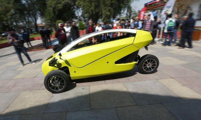 carro chileno