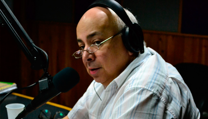 Periodista César Miguel Rondón