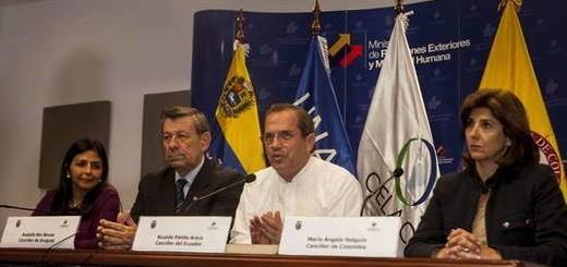 Quedó en la agenda de ambas ajustar las condiciones para concretar la fecha del encuentro.