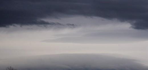 Abundante nubosidad y precipitaciones |Foto referencial
