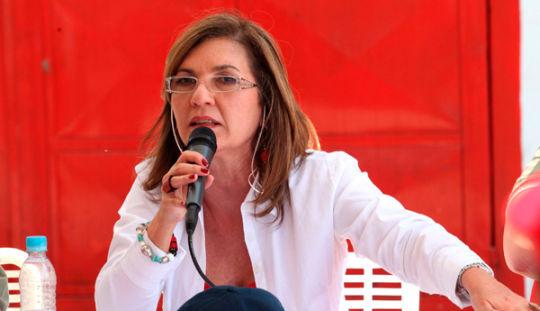 Jacqueline Faría | Foto: Archivo