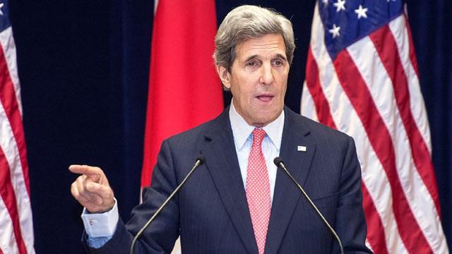 El secretario de Estado de EE. UU., John Kerry | Foto: Cortesía