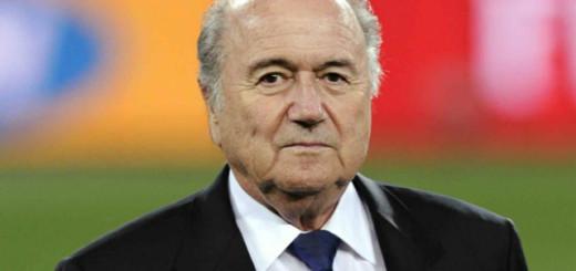 Presidente de la FIFA, Sepp Blatter