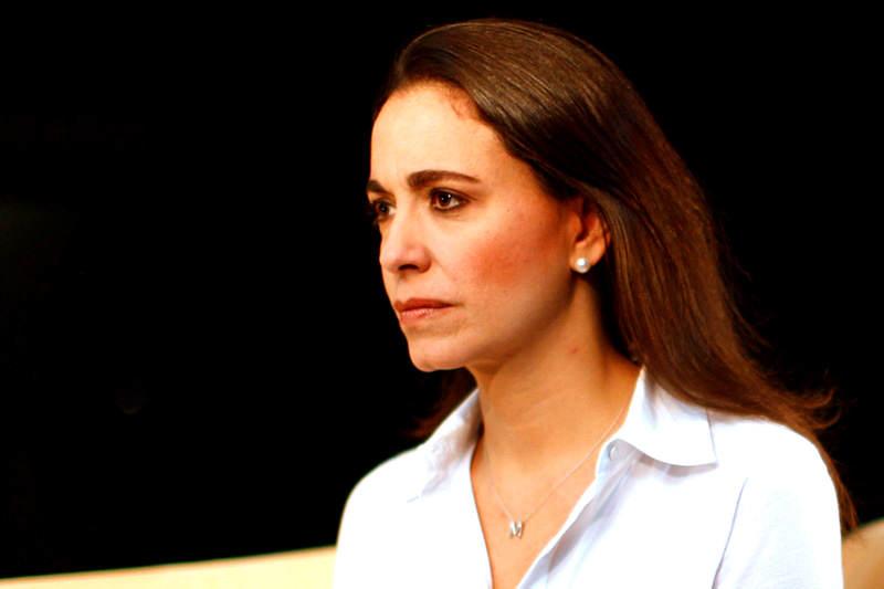 Líder opositora, María Corina Machado |Foto: Archivo