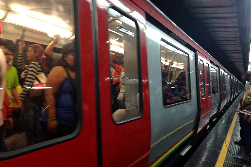 Metro de Caracas / Imagen de referencia