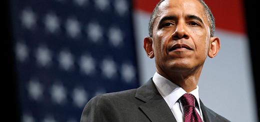El presidente de los Estados Unidos, Barack Obama