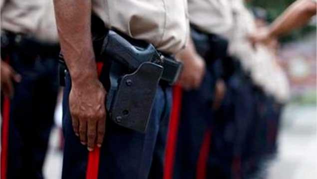 Dos efectivos de la PNB fueron detenidos por robo |Imagen de referencia