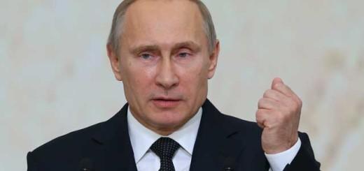 Vladímir Putin, presidente de Rusia | Foto: Archivo