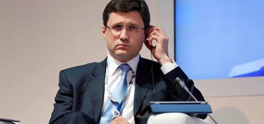 """""""Creemos que cualquier reducción artificial no traerá nada bueno"""" alegó el ministro de Energía ruso, Alexander Novak"""