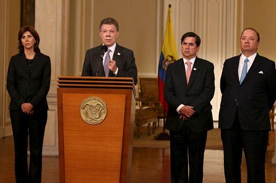 Criticó que el presidente Maduro compare el éxodo de colombianos con el de africanos.