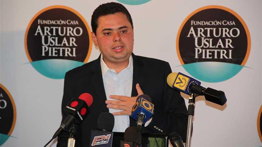 Diputado Antonio Ecarri | Foto: Archivo